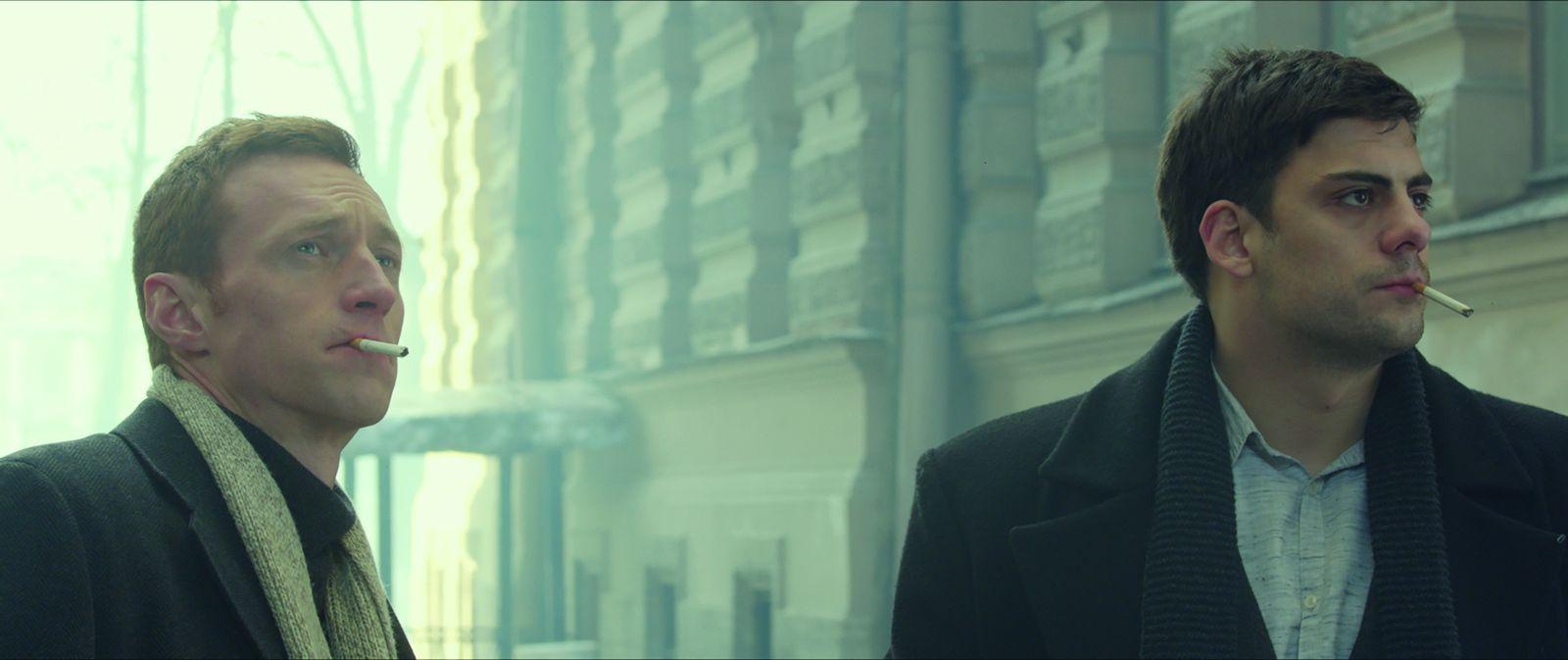 Dovlatov (BANDE-ANNONCE) de Alexey Guerman Jr. - Le 12 septembre 2018 au cinéma