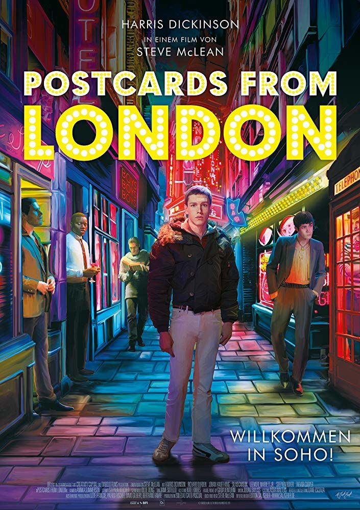 Postcards from London (BANDE-ANNONCE) avec Harris Dickinson, Jonah Hauer-King, Alessandro Cimadamore