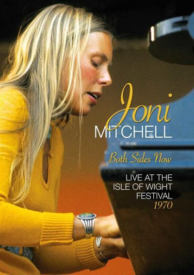 Joni Mitchell - Both Sides Now : Live at The Isle of Wight Festival 1970 (BANDE-ANNONCE) En DVD le 14 septembre 2018