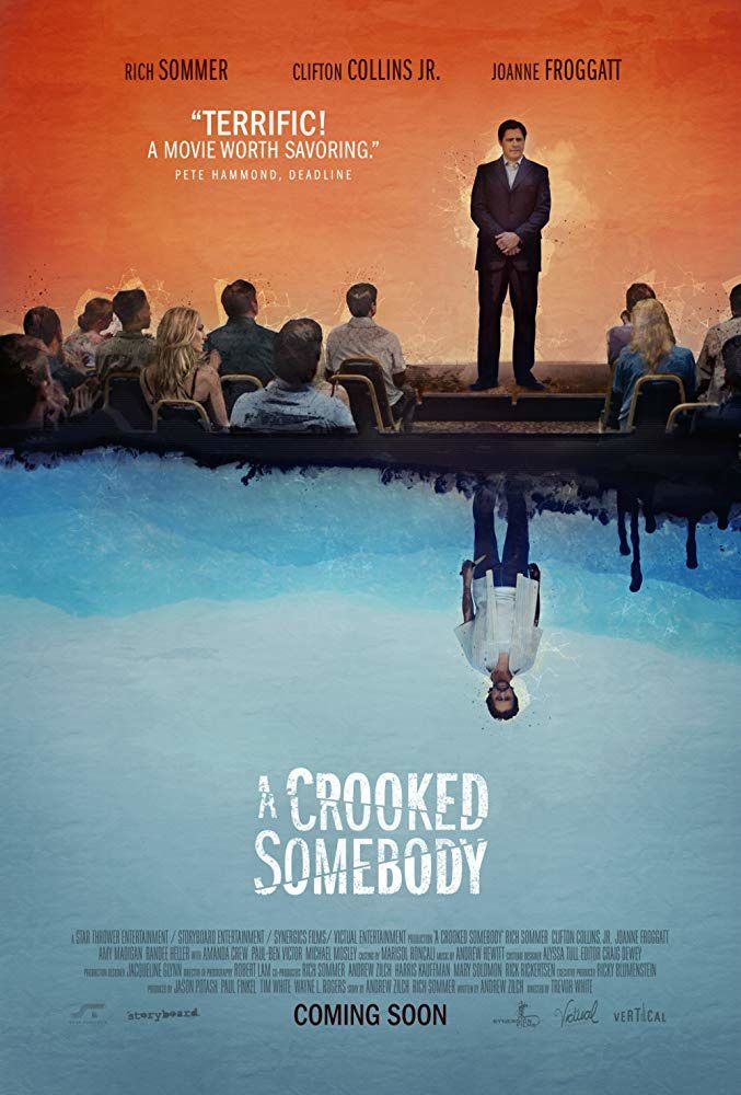 A Crooked Somebody (BANDE-ANNONCE) avec Amanda Crew, Ed Harris, Rich Sommer