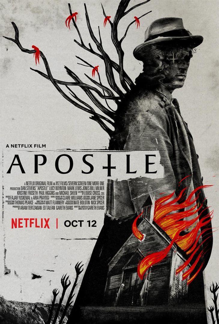 Le bon apôtre (Apostle) (BANDE-ANNONCE) de Gareth Evans avec Kristine Froseth, Dan Stevens, Michael Sheen - Le 12 octobre 2018 sur Netflix