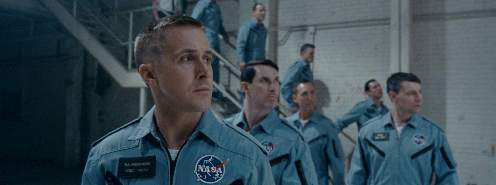 First Man (BANDE-ANNONCE) de Damien Chazelle avec Ryan Gosling - Le 17 octobre 2018 au cinéma