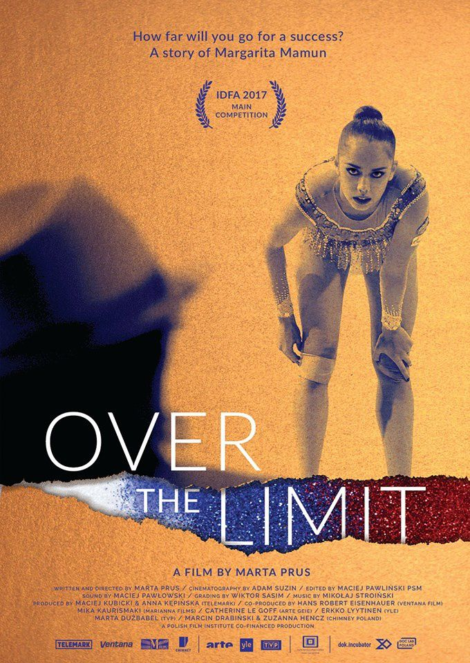Over the Limit (BANDE-ANNONCE) Documentaire de Marta Prus