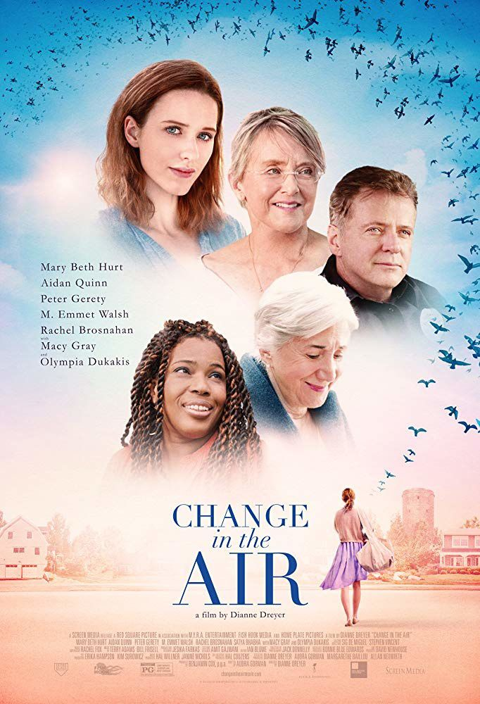 Change in the Air (BANDE-ANNONCE) avec Rachel Brosnahan, Aidan Quinn, M. Emmet Walsh