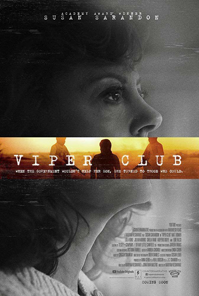 VIPER CLUB (BANDE-ANNONCE) avec Susan Sarandon, Matt Bomer, Edie Falco
