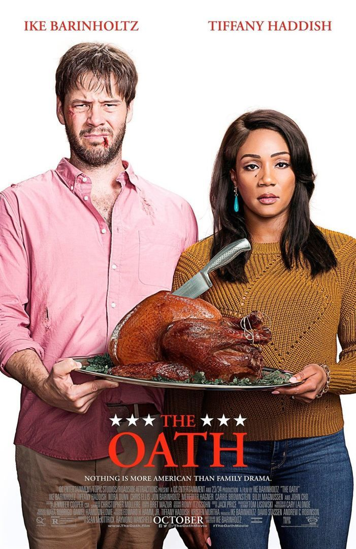 THE OATH (BANDE-ANNONCE) avec Billy Magnussen, Tiffany Haddish, Ike Barinholtz