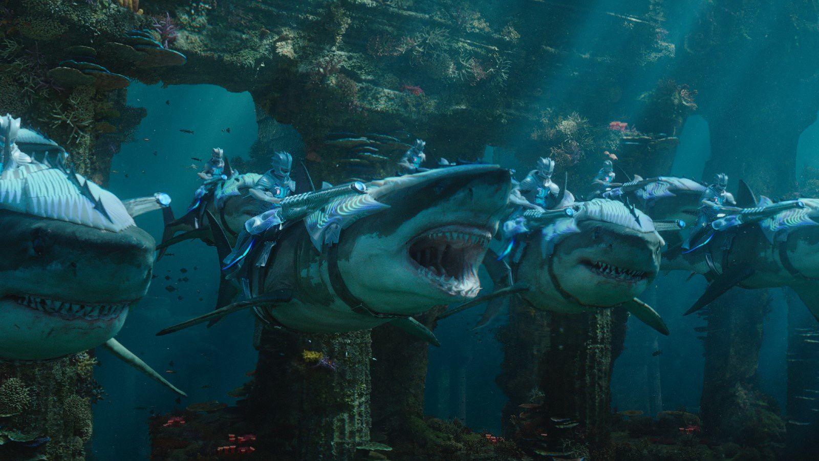 Aquaman (Extended Video) avec Jason Momoa, Amber Heard, Willem Dafoe, Nicole Kidman - Le 19 décembre 2018 au cinéma