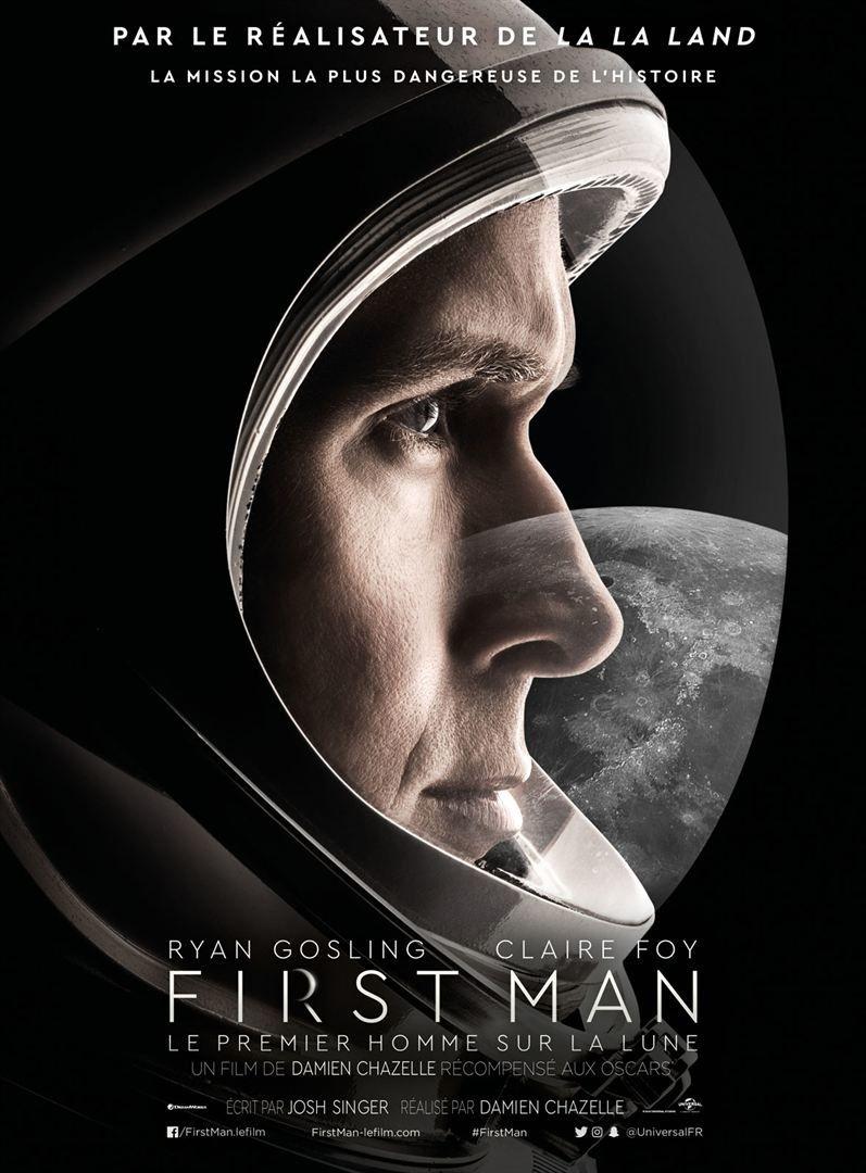 First Man - le premier homme sur la lune (5 EXTRAITS) avec Ryan Gosling - Au cinéma le 17 octobre 2018
