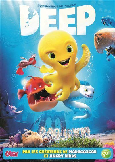 DEEP (BANDE-ANNONCE) de Julio Soto Gurpide - En DVD et VOD le 17 octobre 2018