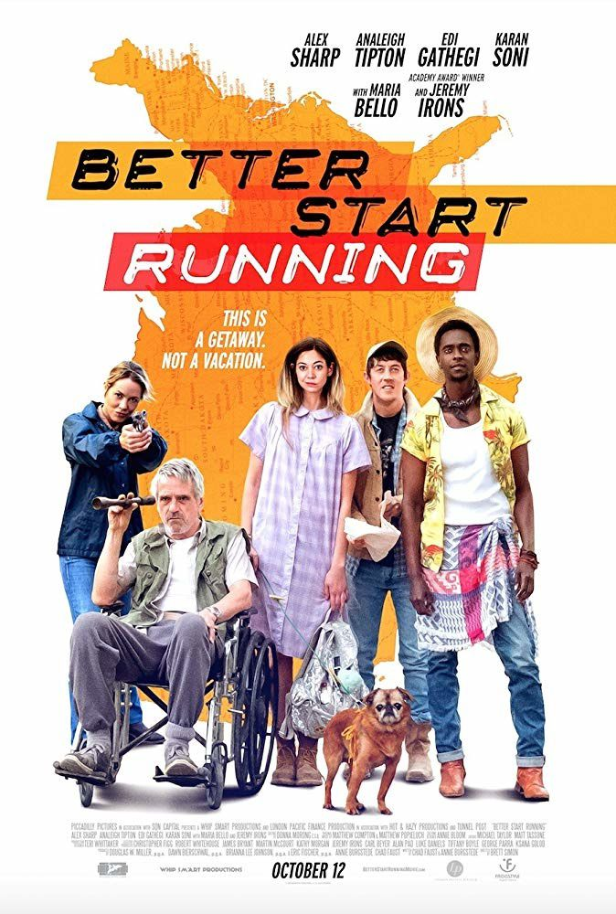Better Start Running (BANDE-ANNONCE) avec Analeigh Tipton, Maria Bello, Jeremy Irons