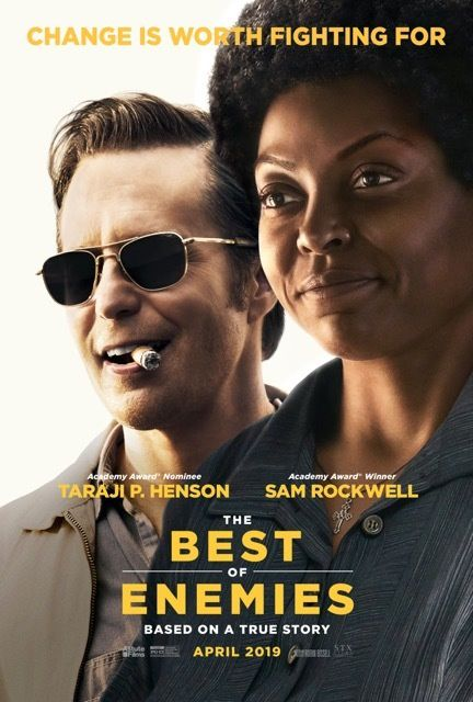 The best of enemies (BANDE-ANNONCE) avec Sam Rockwell, Wes Bentley, Anne Heche