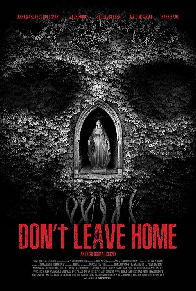 Don't leave home (BANDE-ANNONCE) avec Mark Lawrence, Helena Bereen, Karrie Cox