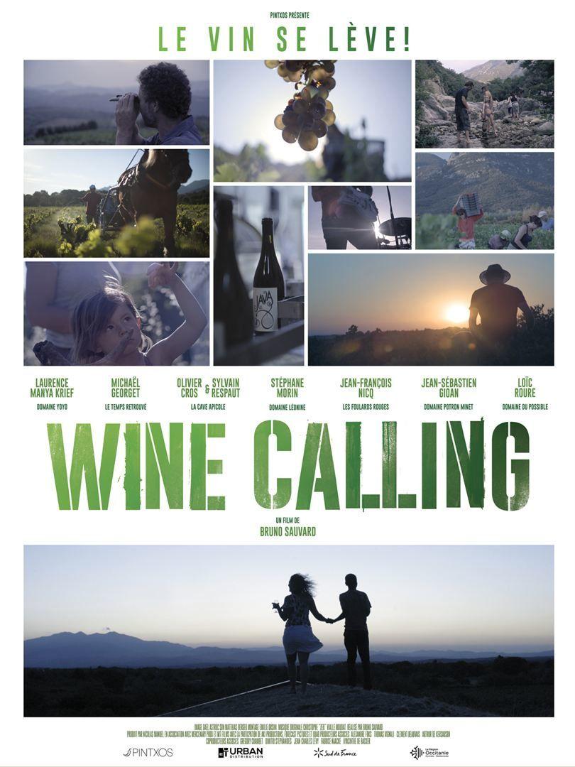 Wine Calling – Le vin se lève (BANDE-ANNONCE) Documentaire de Bruno Sauvard - Le 17 octobre 2018 au cinéma