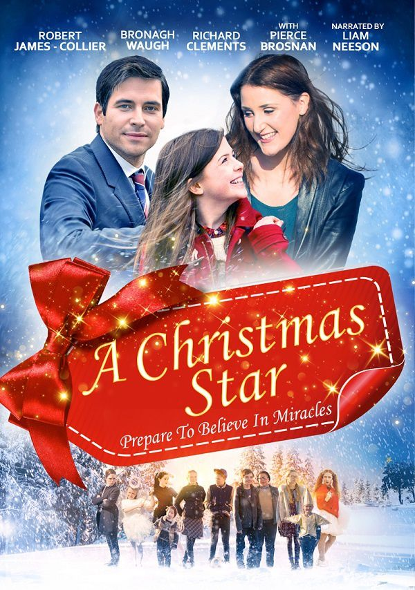 A Christmas Star (BANDE-ANNONCE) avec Pierce Brosnan, Liam Neeson (voix)