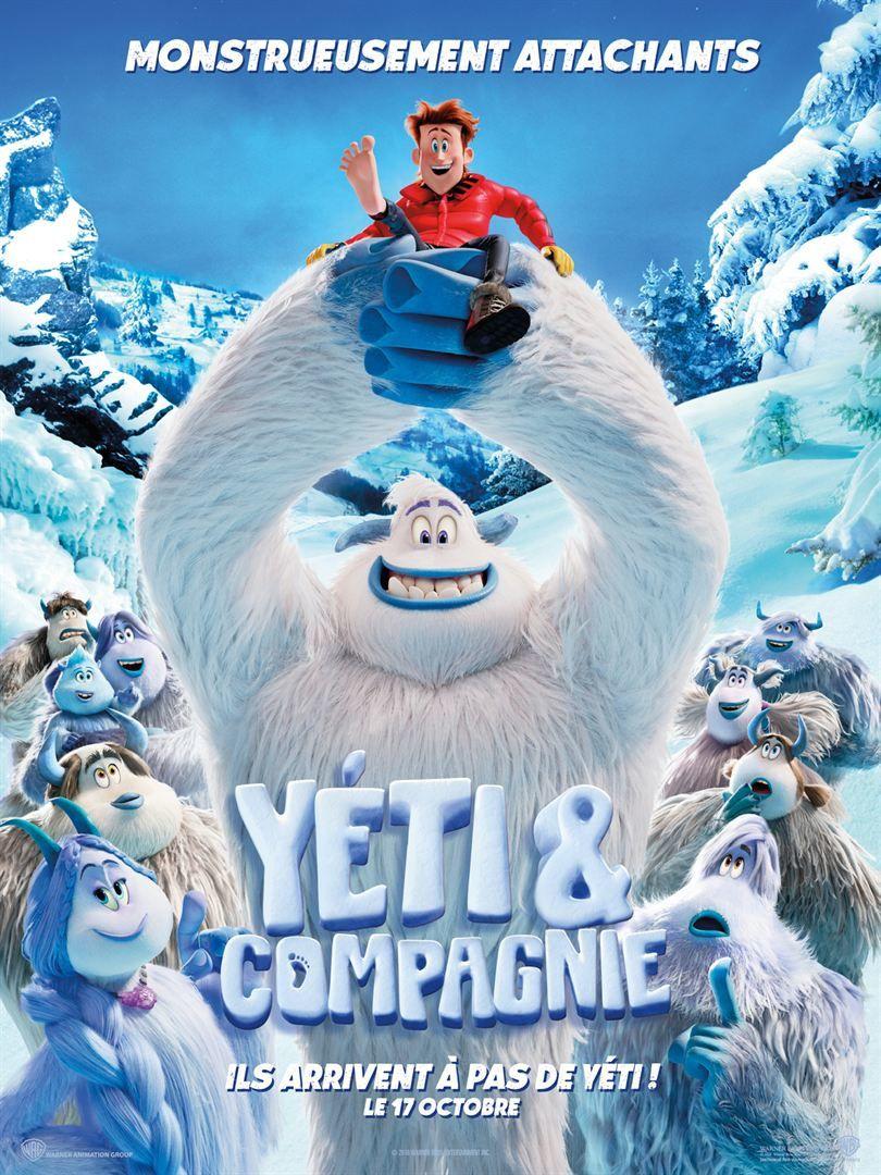 Yéti & Compagnie (Smallfoot) (LA BANDE-ANNONCE) avec les voix de Zendaya, Channing Tatum, Danny DeVito - Le 17 octobre 2018 au cinéma