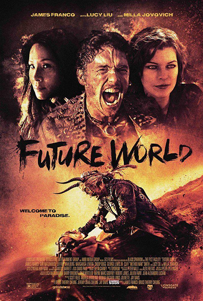 Future World (BANDE-ANNONCE) avec James Franco, Milla Jovovich, Lucy Liu, Snoop Dogg