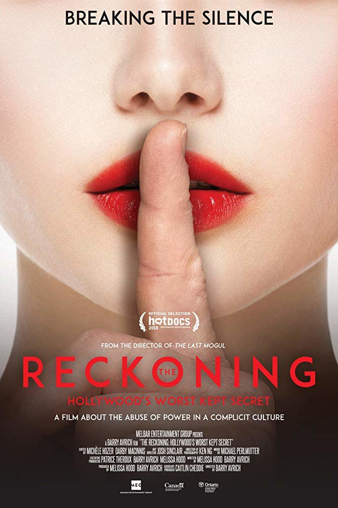 The Reckoning : Hollywood's Worst Kept Secret (BANDE-ANNONCE) Documentaire de Barry Avrich