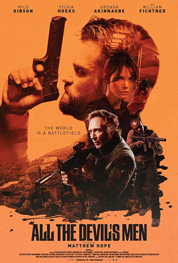 All the Devil's Men (Elite squad) (BANDE-ANNONCE) avec Sylvia Hoeks, William Fichtner, Milo Gibson