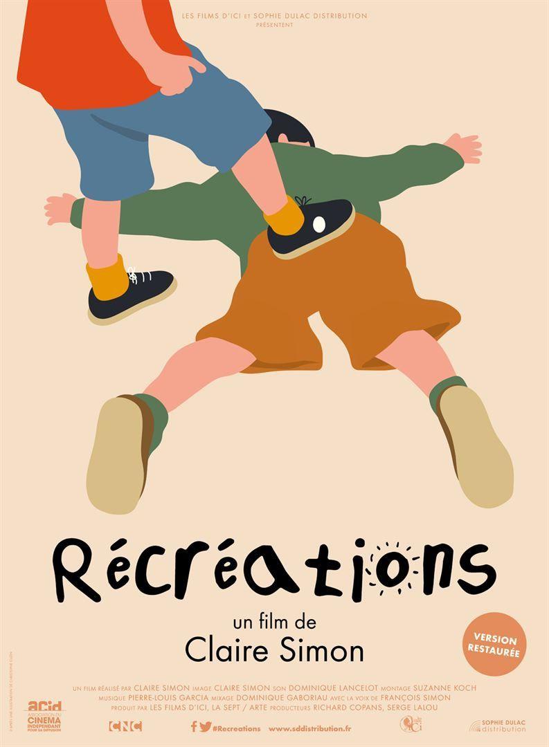 Récréations (BANDE-ANNONCE) Documentaire de Claire Simon - Reprise au cinéma le 14 novembre 2018