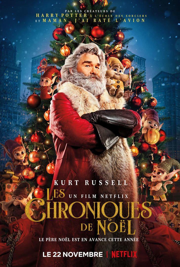 Les chroniques de Noël (BANDE-ANNONCE) avec Kurt Russell, Kimberly Williams-Paisley sur Netflix le 22 novembre 2018