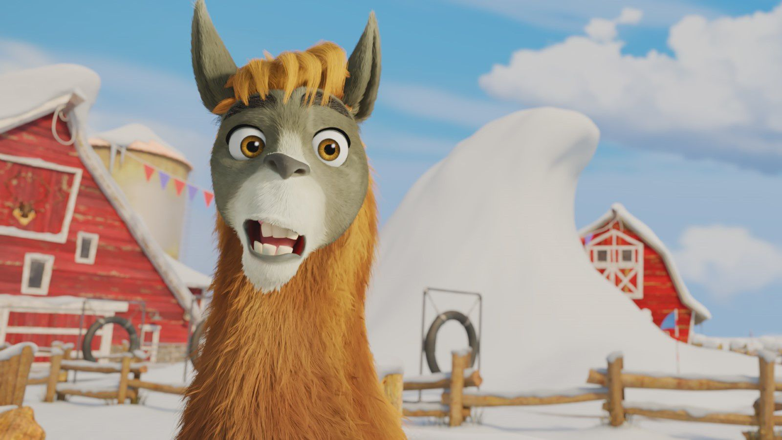Elliot : the Littlest Reindeer (BANDE-ANNONCE) avec les voix de Morena Baccarin, John Cleese, Josh Hutcherson