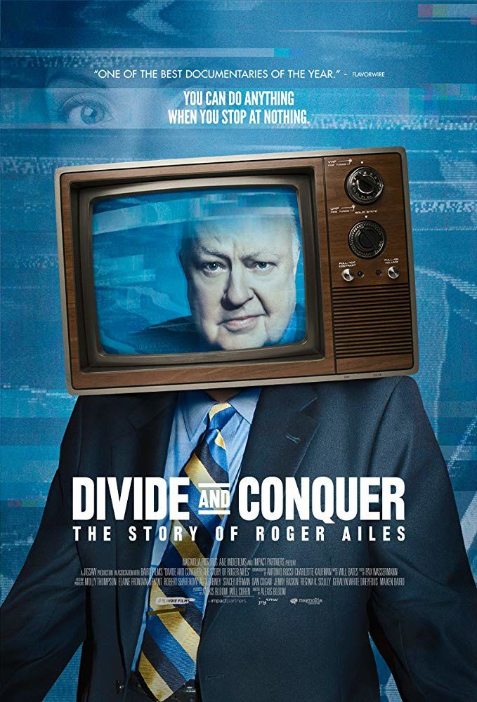 Divide and Conquer : The story of Roger Ailes (BANDE-ANNONCE) Documentaire de Alexis Bloom