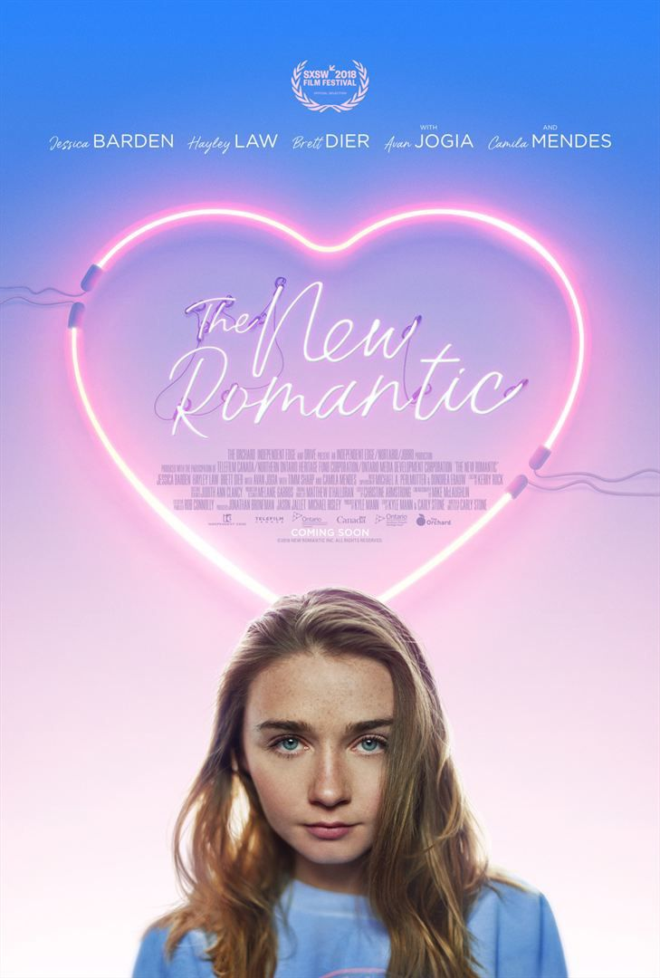 The New Romantic (BANDE-ANNONCE) avec Sarah Armstrong, Daina Barbeau, Jessica Barden