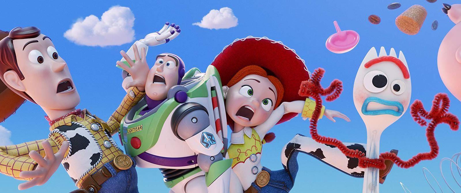 Pixar-Disney - Toy Story 4 - Réaction à la bande-annonce - Le 26 juin 2019 au cinéma