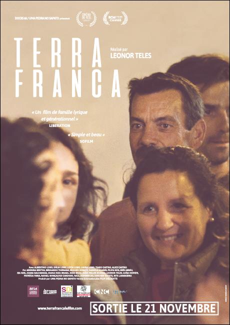Terra Franca (BANDE-ANNONCE) Documentaire de Leonor Teles - Le 21 novembre 2018 au cinéma