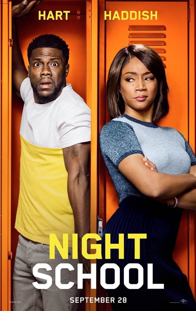 Back to School (Night School) (BANDE-ANNONCE) avec Kevin Hart, Tiffany Haddish, Mary Lynn Rajskub - Le 5 décembre 2018 au cinéma