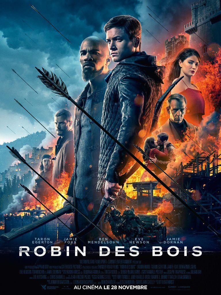ROBIN DES BOIS (4 EXTRAITS) avec Taron Egerton, Jamie Foxx - Au cinéma le 28 novembre 2018