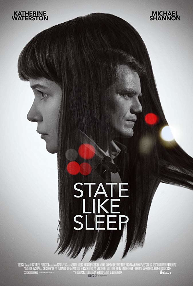 State Like Sleep (BANDE-ANNONCE) avec Katherine Waterston, Michael Shannon, Luke Evans