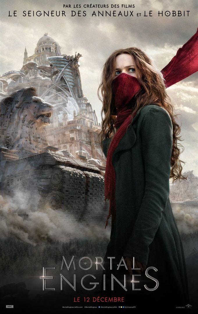 Mortal Engines (Featurette : Aux Origines de Mortal Engines) avec Hugo Weaving, Hera Hilmar, Robert Sheehan - Le 12 décembre 2018 au cinéma