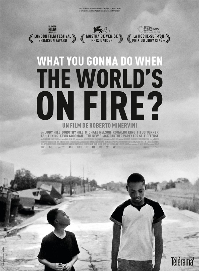 What You Gonna Do When the World's on Fire ? (BANDE-ANNONCE) Documentaire de Roberto Minervini - Le 5 décembre 2018 au cinéma