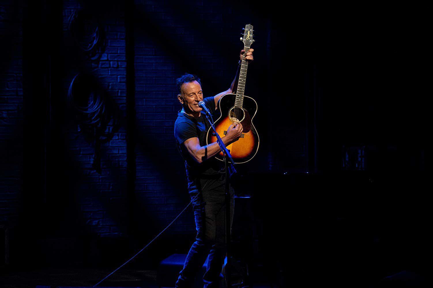 Springsteen on Broadway (BANDE-ANNONCE) avec Bruce Springsteen - Le 16 décembre 2018 sur Netflix