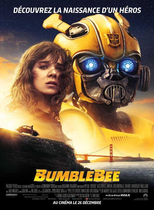 BUMBLEBEE (BANDE-ANNONCE 2) avec Hailee Steinfeld, Pamela Adlon, John Cena - Le 26 décembre 2018 au cinéma