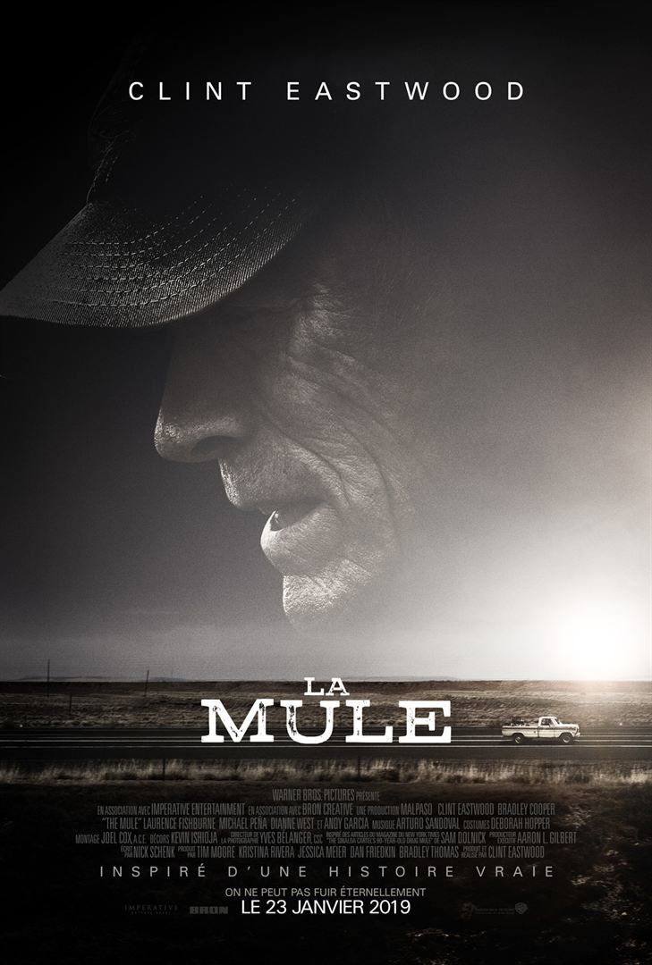 Toby Keith - Don't Let The Old Man In (Chanson du film : La mule de Clint Eastwood) Au cinéma le 23 janvier 2019