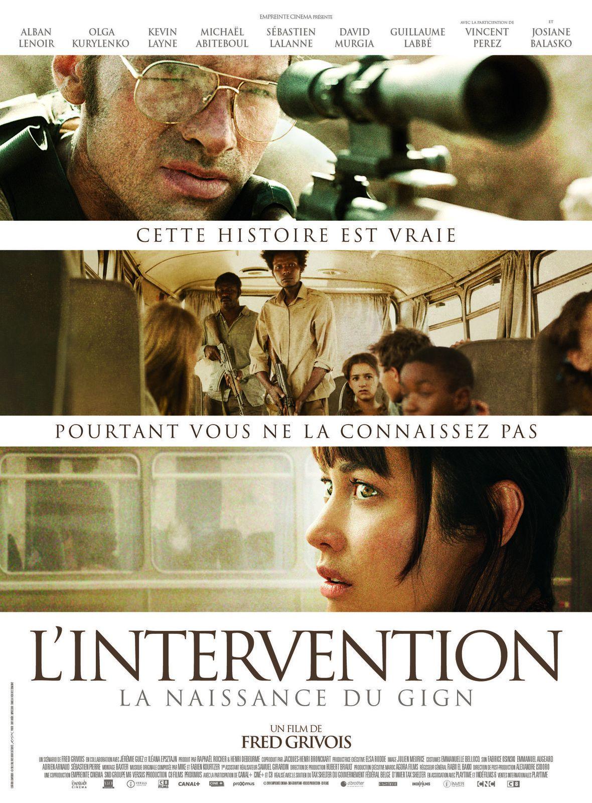 L'INTERVENTION (BANDE-ANNONCE) de Fred Grivois, au cinéma le 30 janvier 2019.