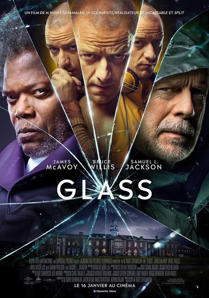 GLASS (BANDE-ANNONCE) de M. Night Shyamalan avec James McAvoy, Bruce Willis, Samuel L. Jackson - Le 16 janvier 2019 au cinéma