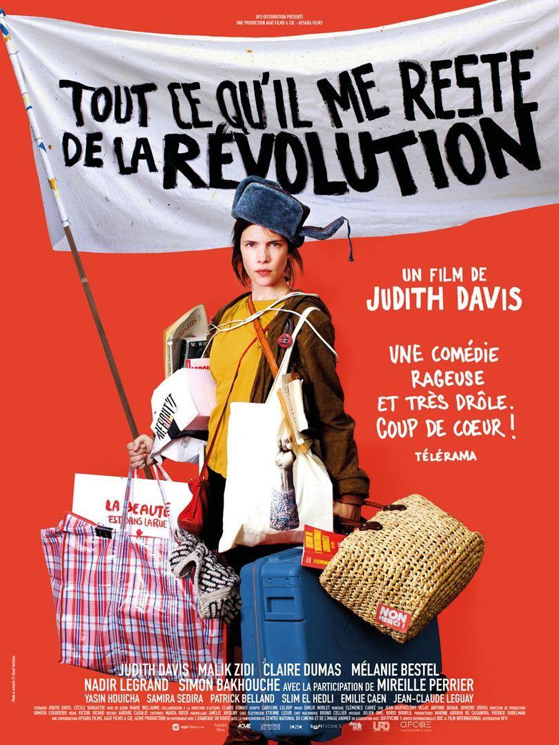 Tout ce qu'il me reste de la révolution (BANDE-ANNONCE) avec Judith Davis, Malik Zidi, Claire Dumas - Le 6 février 2019 au cinéma