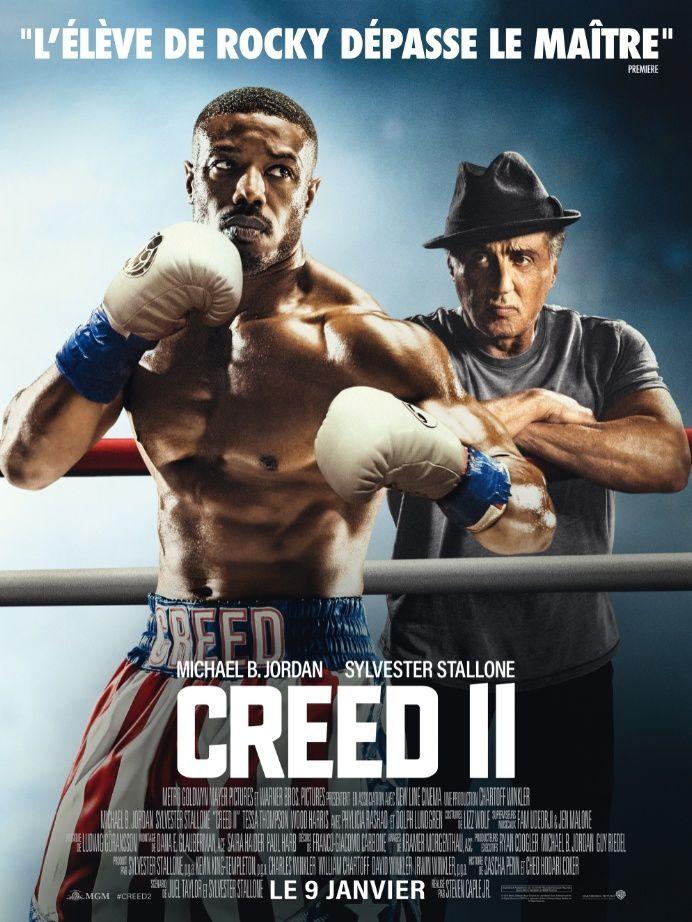CREED II (BANDE-ANNONCE 2) avec Michael B. Jordan, Sylvester Stallone, Dolph Lundgren - Le 9 janvier 2019 au cinéma