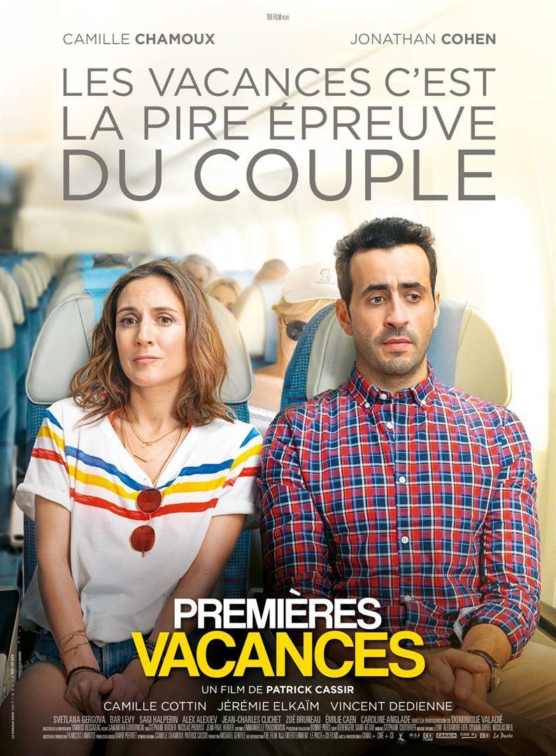 Premières vacances (BANDE-ANNONCE) avec Camille Chamoux, Jonathan Cohen, Camille Cottin - Le 2 janvier 2019 au cinéma