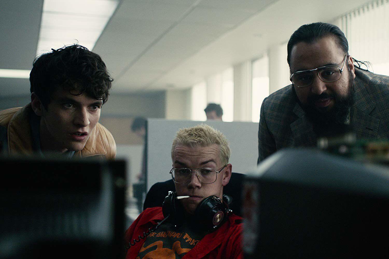 Black Mirror : Bandersnatch avec Asim Chaudhry, Alice Lowe, Will Poulter - Le 28 décembre 2018 sur Netflix