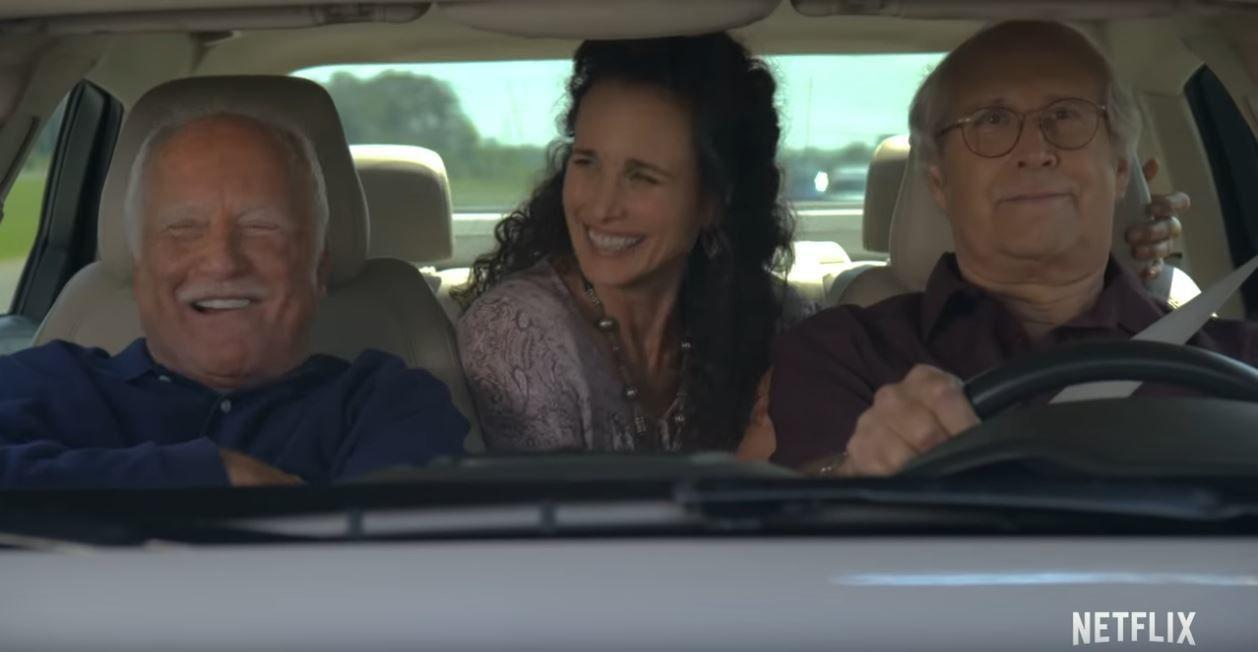 Juste pour rire (BANDE-ANNONCE) avec Chevy Chase, Andie MacDowell, Richard Dreyfuss - Le 11 janvier 2019 sur Netflix