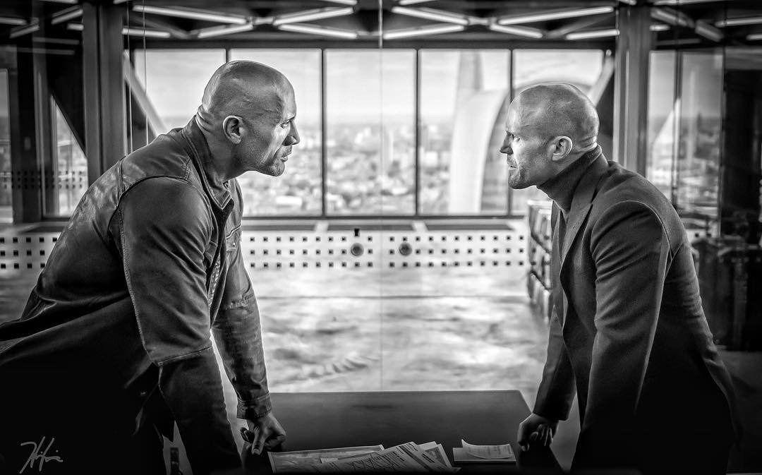 Fast & Furious : Hobbs & Shaw (BANDE-ANNONCE + 1 EXTRAIT) avec Dwayne Johnson, Jason Statham, Idris Elba - Le 7 août 2019 au cinéma