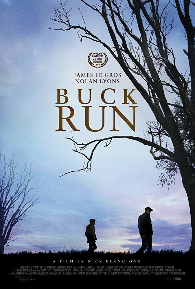 Buck Run (BANDE-ANNONCE) avec James Le Gros, Kevin J. O'Connor, Amy Hargreaves