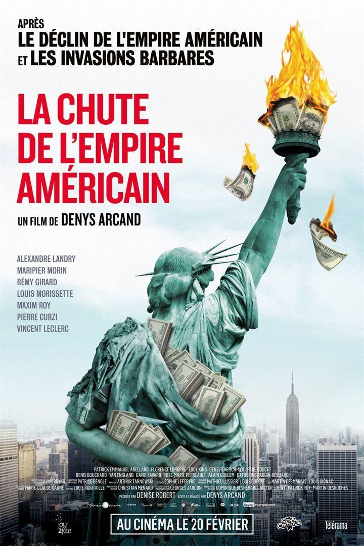 La chute de l'empire américain (BANDE-ANNONCE) de Denys Arcand - Le 20 février 2019 au cinéma