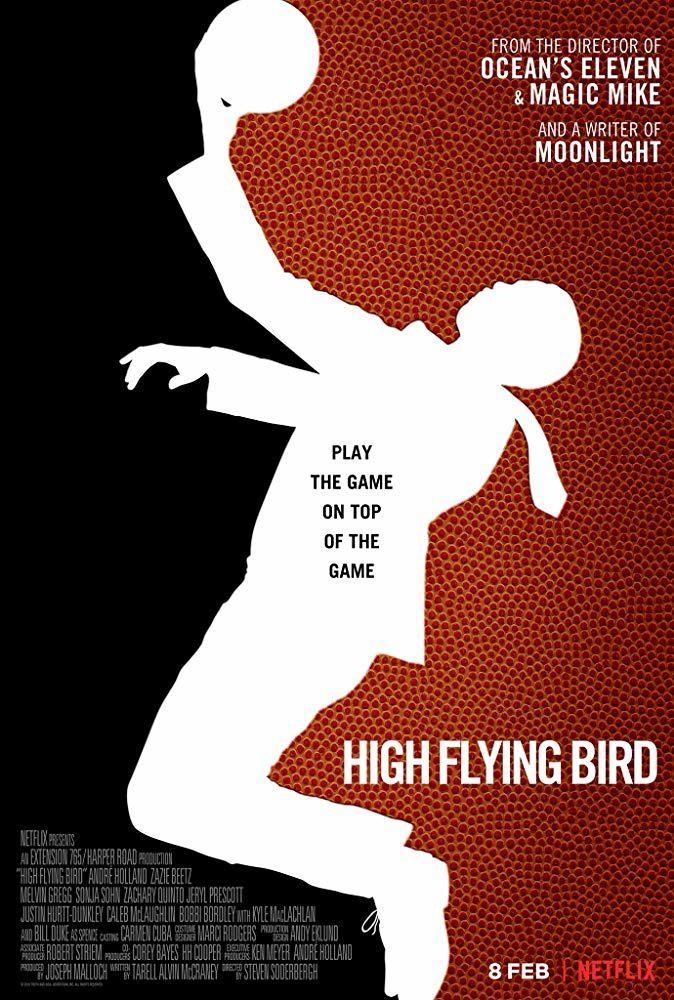 High Flying Bird (BANDE-ANNONCE) avec Zazie Beetz, Zachary Quinto, Kyle MacLachlan - Le 8 février 2019 sur Netflix