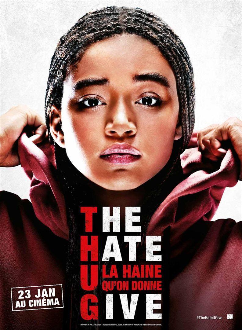 The Hate U Give - La haine qu'on donne (BANDE-ANNONCE + 1 EXTRAIT) avec Amandla Stenberg, Regina Hall - Le 23 janvier 2019 au cinéma