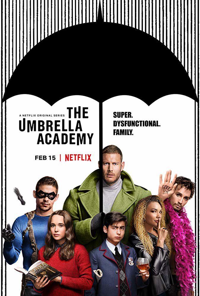 Umbrella Academy (BANDE-ANNONCE) Série TV avec Aidan Gallagher, Cameron Britton, Eden Cupid - Le 15 février 2019 sur Netflix